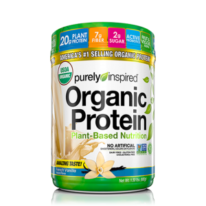 Purely Inspired - Organic Protein * Plant based  630g