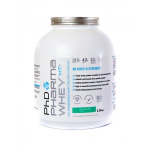 PhD Nutrition - Pharma Whey HT+  2.25kg
