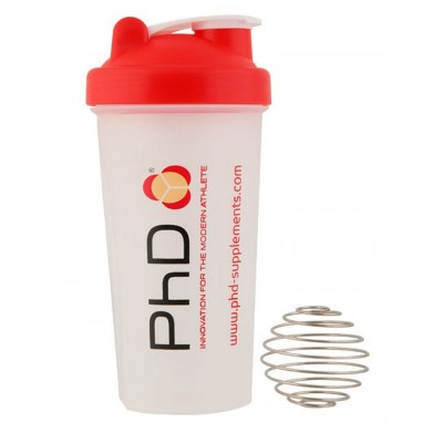 PhD Nutrition - Shaker bottle with metal ball