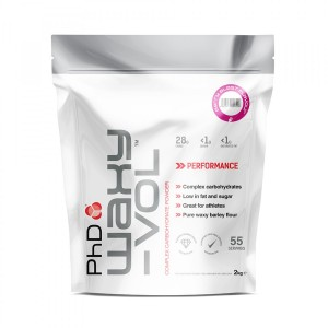 PhD Nutrition - Waxy-Vol 2kg