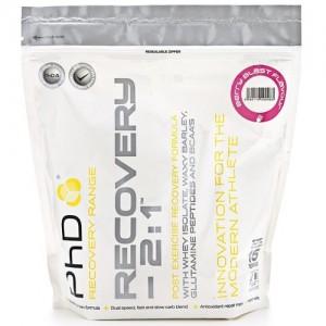 PhD Nutrition - Recovery 2:1 - 1.28kg/16serv