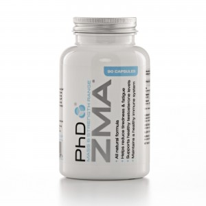 PhD Nutrition - ZMA 90caps