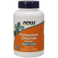 Now foods - Potassium Chloride Powder 8oz (227g)