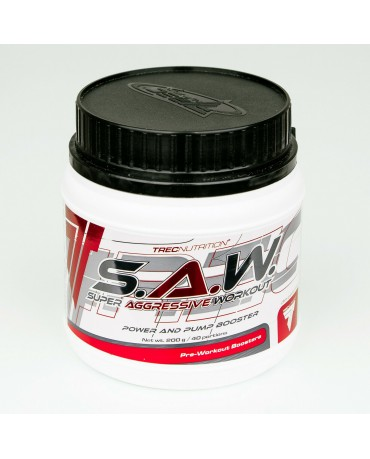 Trec Nutrition - S.A.W. Pre Workout 200g