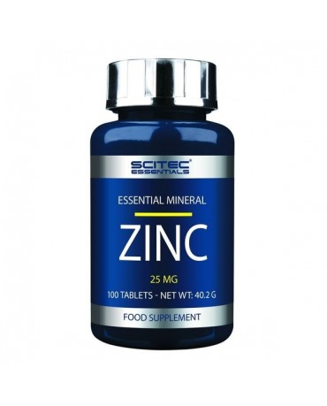 Scitec Nutrition - Zinc (100 Tablets)