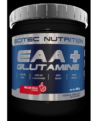 Scitec Nutrition - EAA + Glutamine (300 gr)