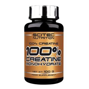 Scitec Nutrition - 100% Creatine Monohydrate 100g