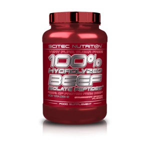 Scitec Nutrition - 100% Hydrolyzed Beef Protein Isolate Peptides 1800g / 60serv.