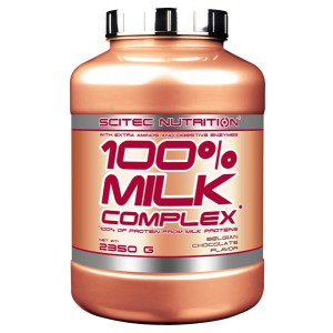 Scitec Nutrition - 100% Milk Complex 2350g + free shaker!