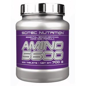 Scitec Nutrition - Amino 5600 - 500tabs