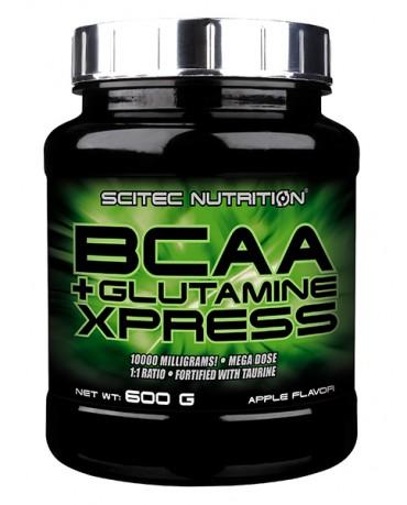 Scitec Nutrition - BCAA + Glutamin Xpress 600g