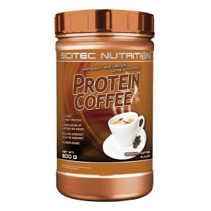 Scitec Nutrition - Protein Coffee 600g  - Original Coffee Flavor! * Online Special!