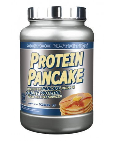 Scitec Nutrition - Protein Pancake 1036g White Chocolate Coconut