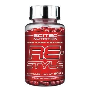 Scitec Nutrition - Re-Style 60caps