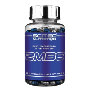 Scitec Nutrition - ZMB6 * 60caps