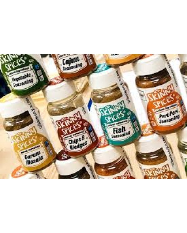 Skinny Food Co – Skinny Spices 80g