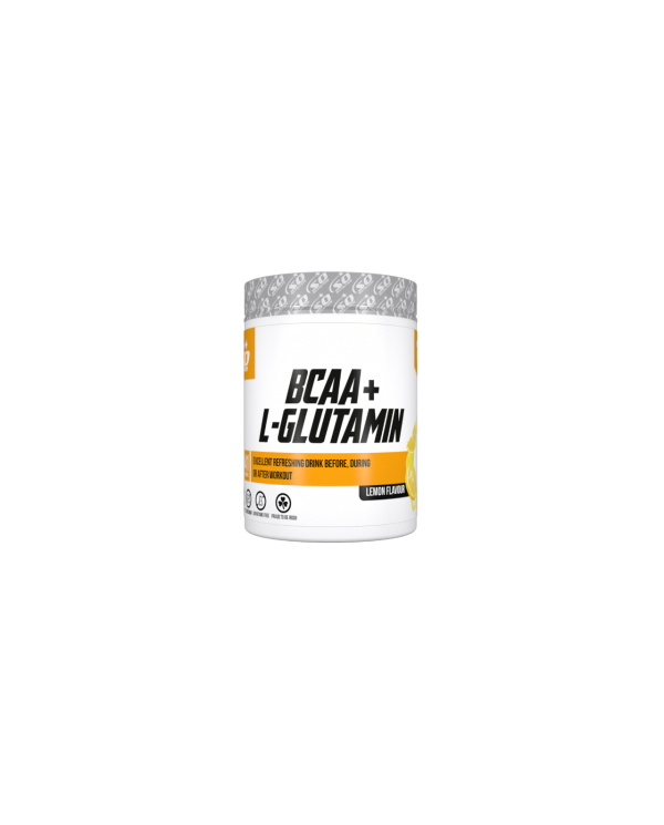 SO NUTRITION - BCAA+L-GLUTAMINE 500G