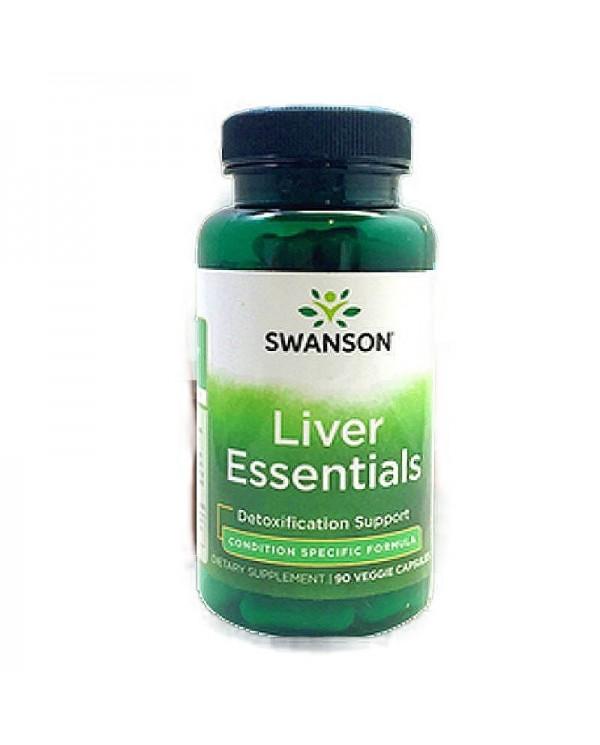 Swanson - Liver Essentials 90caps
