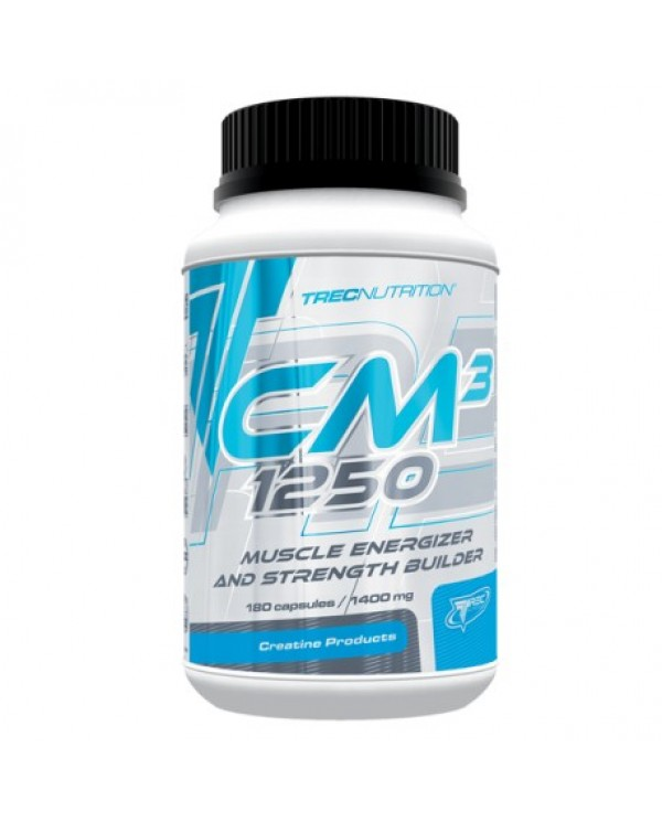 Trec Nutrition - CM3 Creatine 1250 * 180caps