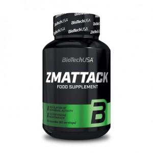 BioTech USA - ZMA Attack 60 capsules